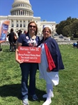Nurses Take DC Rally